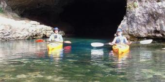Touring, Rec, and Fishing Kayak Rental