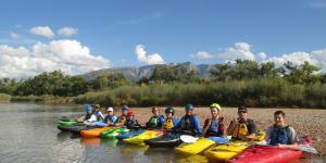 Rio Grande Bosque Kayak Tours, Albuquerque New Mexico
