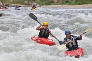 New Mexico Kayak Instruction
